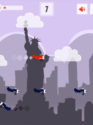 Airplane battle screenshot 1