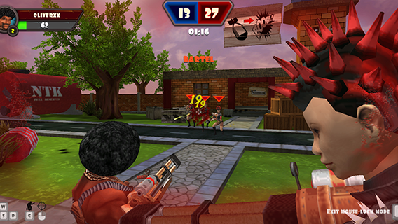 Airport 3D Clash screenshot 0