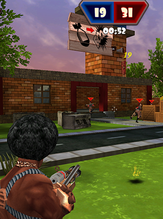 Airport 3D Clash screenshot 1
