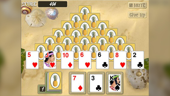 Aloha Solitaire screenshot 0