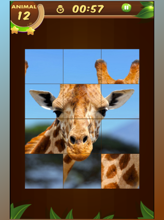 Animal Puzzle screenshot 2