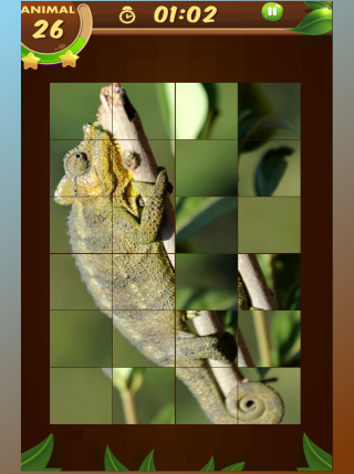 Animal Puzzle screenshot 4