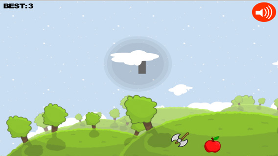 Axe Vs Fruits screenshot 0