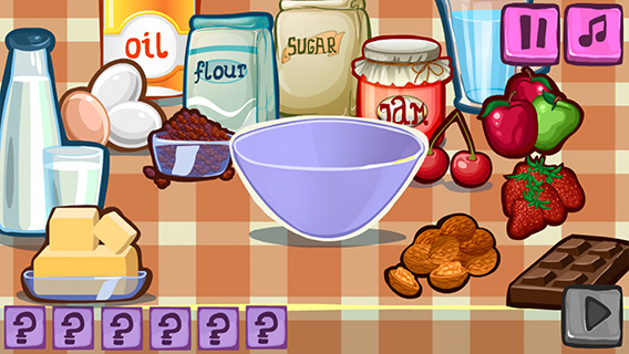 Bakery Fun screenshot 1