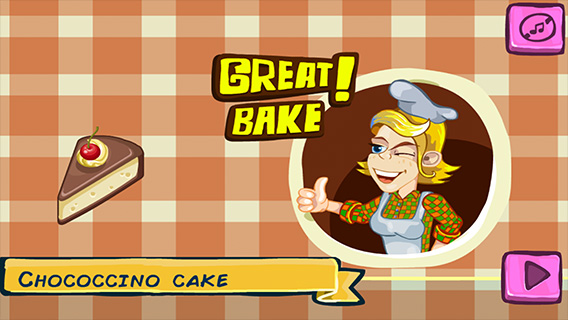 Bakery Fun screenshot 3
