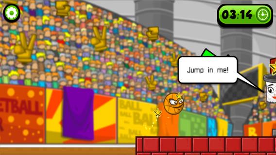 Basket & Ball screenshot 2