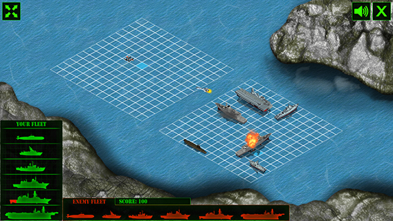 Battleship war screenshot 0