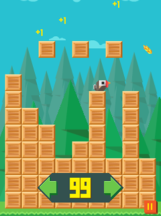 Birdy rush screenshot 0