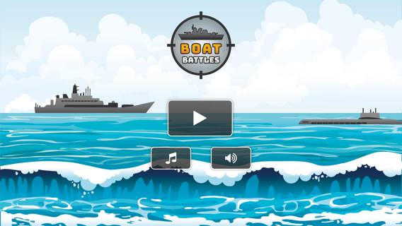 Boat Battles screenshot 0