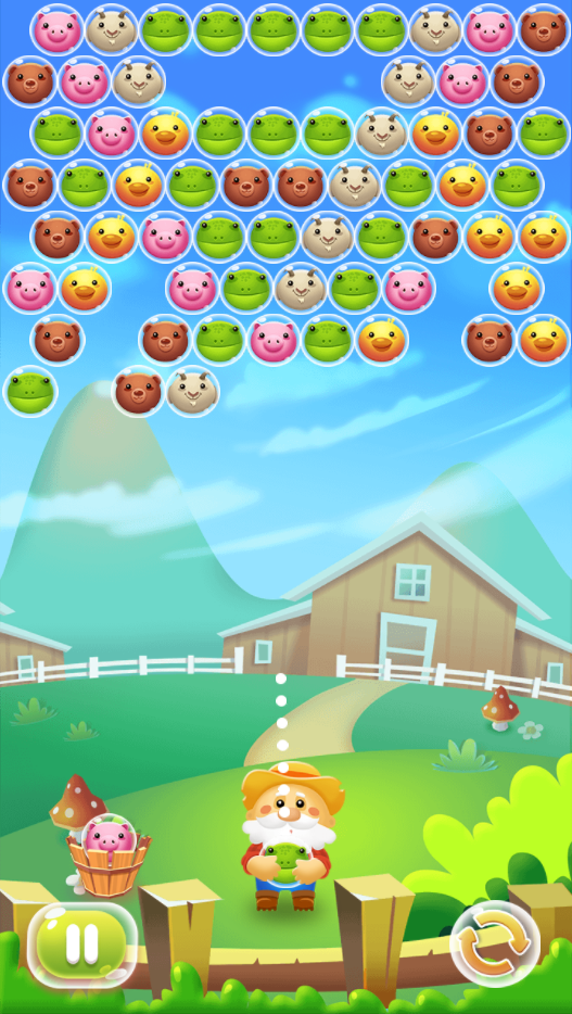 Bubble Farm screenshot 0