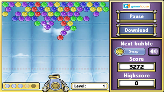 Bubbles Shooter screenshot 2
