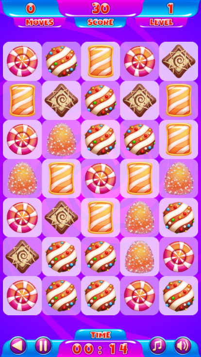 Candy Super Match 3 screenshot 0