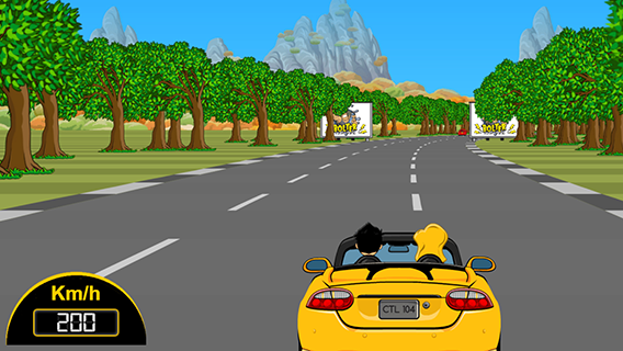 Car Rush screenshot 1