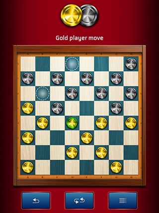 Checkers Legend screenshot 0