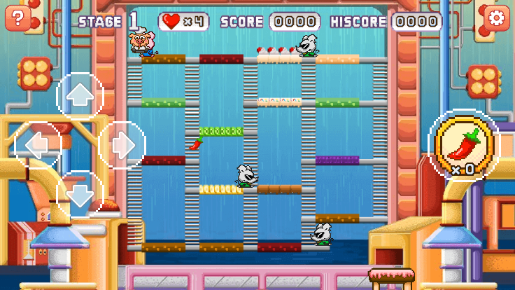 Chu Choo Cake screenshot 1