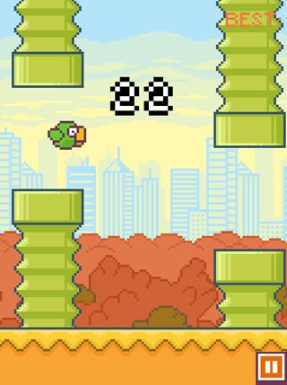 Chubby birds screenshot 1
