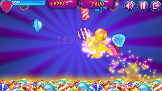 Collect More Candy screenshot 0