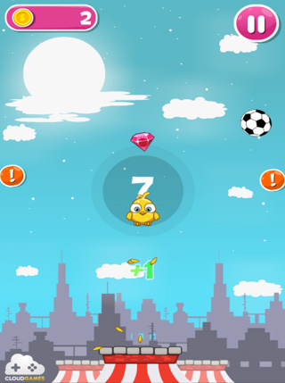 Crazy Balls screenshot 0