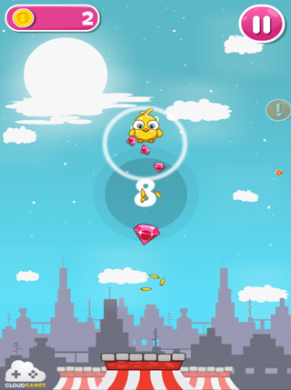 Crazy Balls screenshot 1