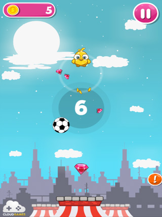 Crazy Balls screenshot 2