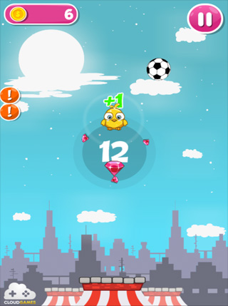 Crazy Balls screenshot 3