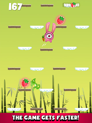 Crossy Sky Guriko screenshot 1