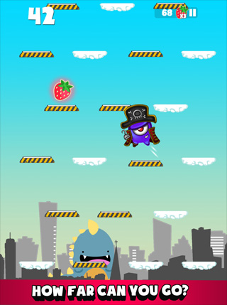 Crossy Sky Guriko screenshot 3