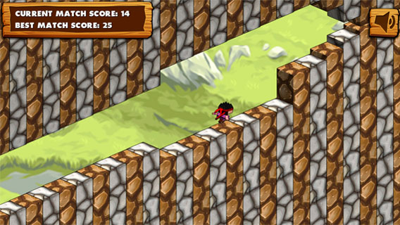 Cube Ninja screenshot 1