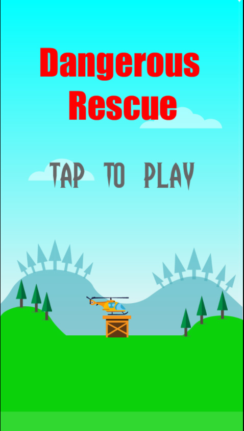 Dangerous Rescue screenshot 1
