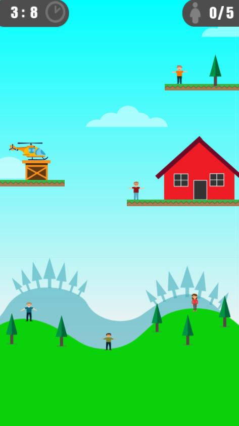 Dangerous Rescue screenshot 4