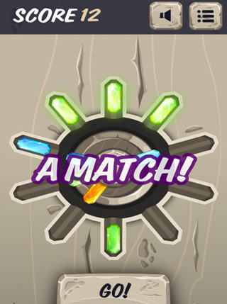 Diamonds Match screenshot 0