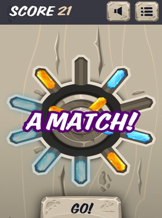 Diamonds Match screenshot 1