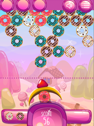 Donut Shooter Challenge screenshot 0