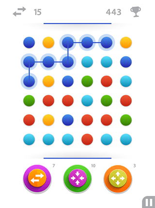 Dots mania screenshot 0