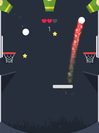 Drop Dunks screenshot 0