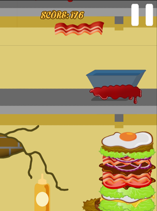 Extreme Burger screenshot 0