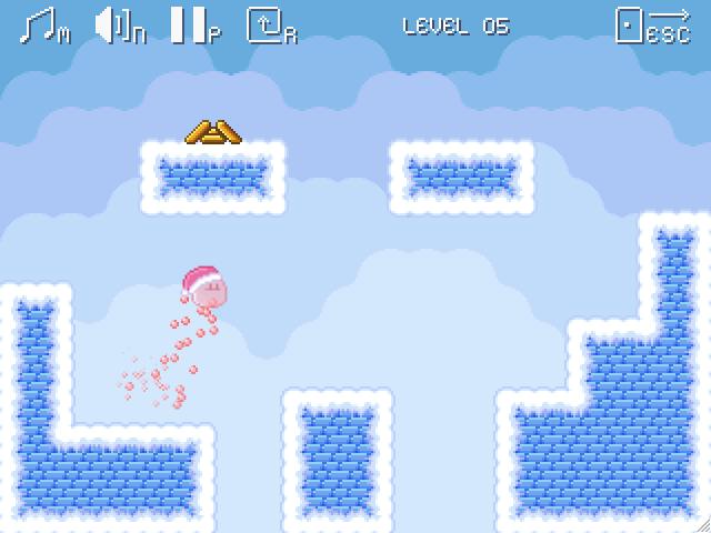 FireBlob Winter screenshot 1