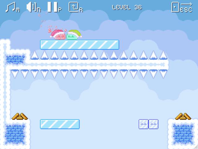 FireBlob Winter screenshot 3
