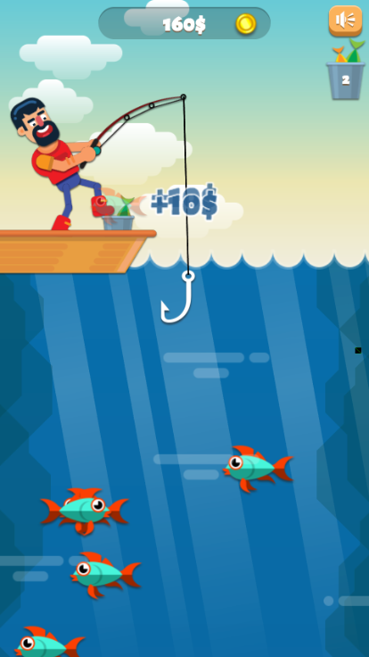 Fishing.io screenshot 1