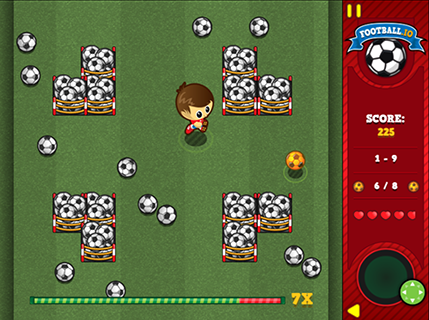 Football.io screenshot 0