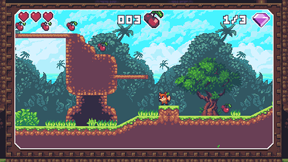 Foxy Land screenshot 1