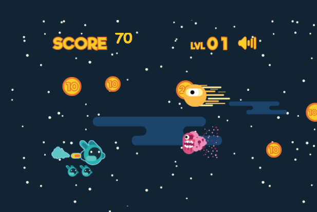 Galactic Safari screenshot 1