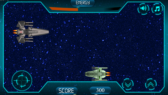 Galaxy Battle screenshot 1