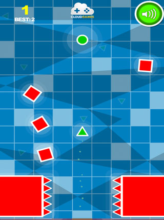 Geometry Rush screenshot 2