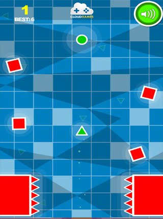 Geometry Rush screenshot 3