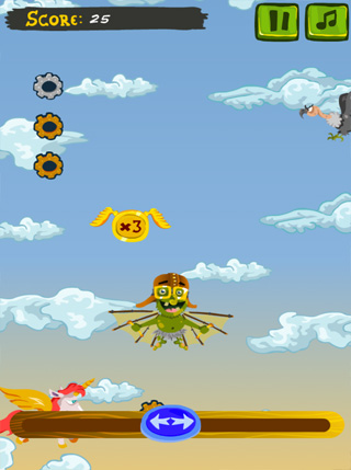 Goblin Flying Machine screenshot 0