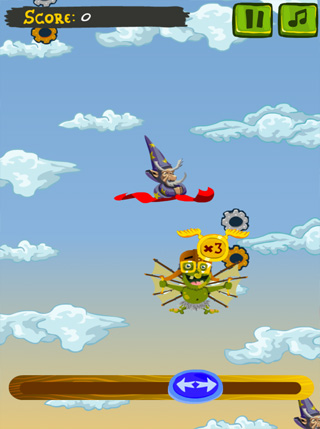 Goblin Flying Machine screenshot 1