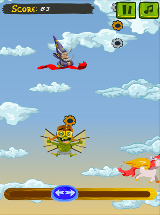 Goblin Flying Machine screenshot 2
