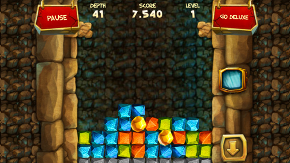 Gold Rush screenshot 1
