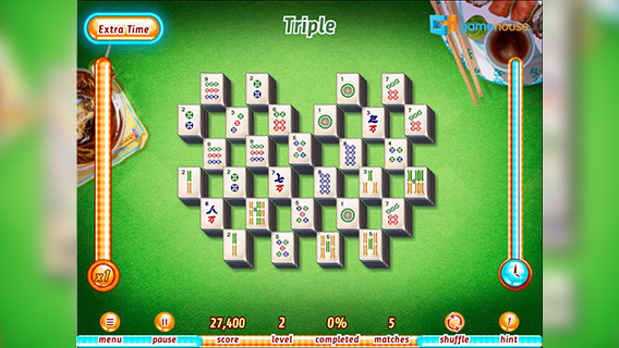 Hotel Mahjong screenshot 0